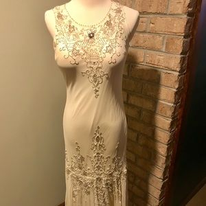 Scala Beaded Gown